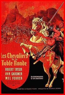 i cavalieri della tavola rotonda 1953 passione 8 i cavalieri della tavola rotonda 1953