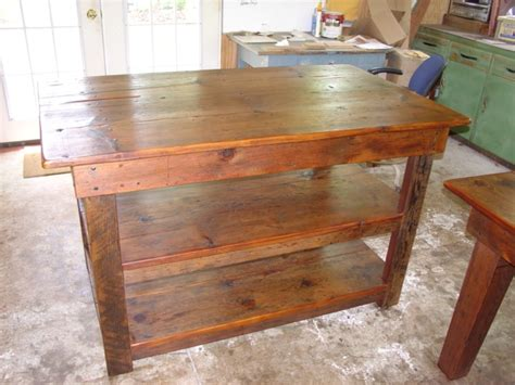 kitchen island farm table primitivefolks farm tables harvest tables kitchen