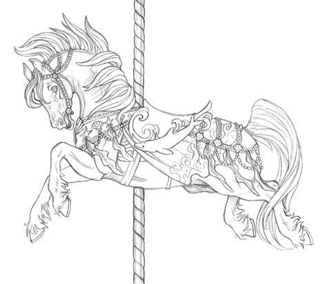 carousel de neptune by artistmeli on deviantart