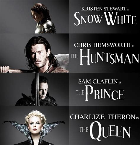 Snow White The Huntsman By la vita est reel inspiration 1 snow white and the