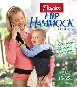 Hip Hammock Baby Carrier playtex recalls hip hammock infant carriers due to fall
