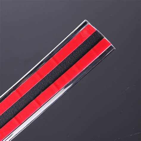 List Molding Chrome 20 Mm Mobil All New Avanza 20mm 5m chrome car styling moulding trim self adhesive crash protector