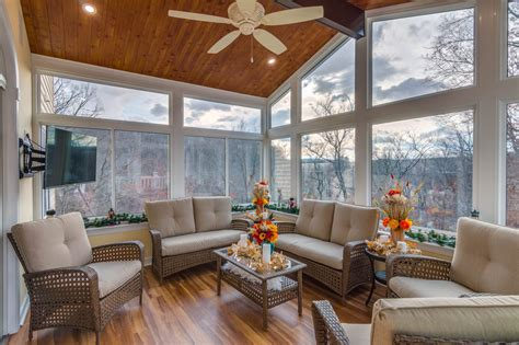 sunroom maryland living space sunrooms and patio enclosures in maryland