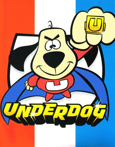 top underdog underdog total television character by owsley at coroflot