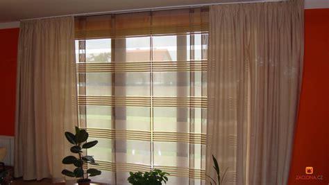 fenstervorhänge modern rustikal wohnzimmer