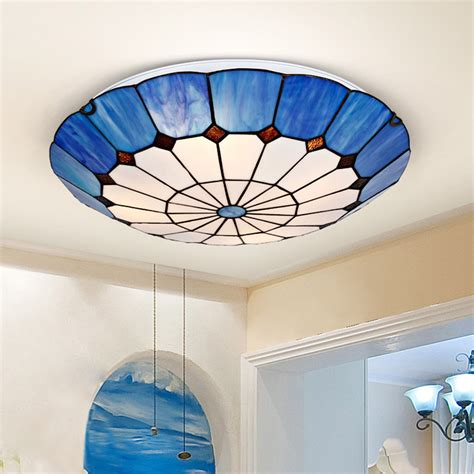 Ceiling Lights Cheap Get Cheap Stained Glass Ceiling Light Aliexpress Alibaba