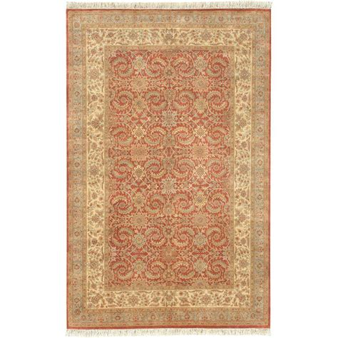 2 x 3 accent rugs artistic weavers lincoln cinnamon 2 ft x 3 ft accent rug