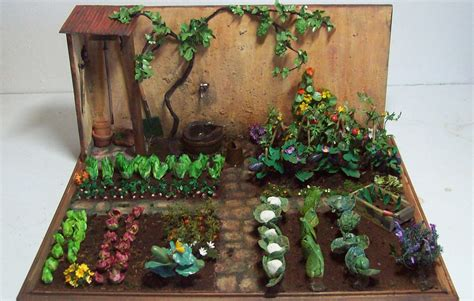 Doll House Miniature Garden Reserved For Susanna