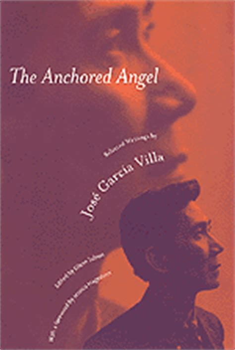 jose garcia works anchored angel by jose garcia villa a review by jean