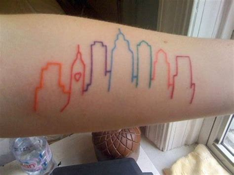 seattle skyline tattoo designs best 25 seattle skyline ideas on