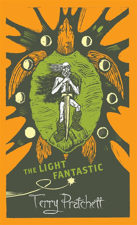 The Light Fantastic by Gollancz Update Fans On Pratchett Collector S Library