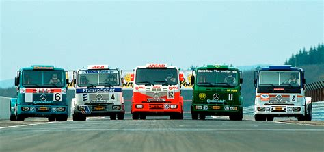 truck race european truck racing chionship a look back in