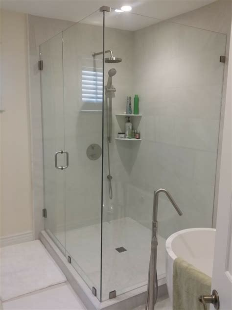 Shower Doors Frameless Shower Doors Miami Mirrors And Shower Doors Miami