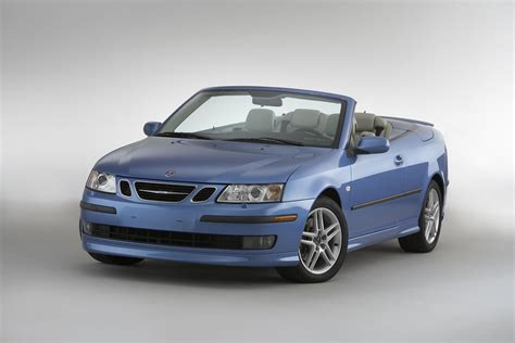 2006 saab 9 3 aero v 6 convertible quot 20 years edition