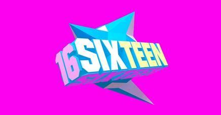 sixteen serial tv wikipedia bahasa indonesia