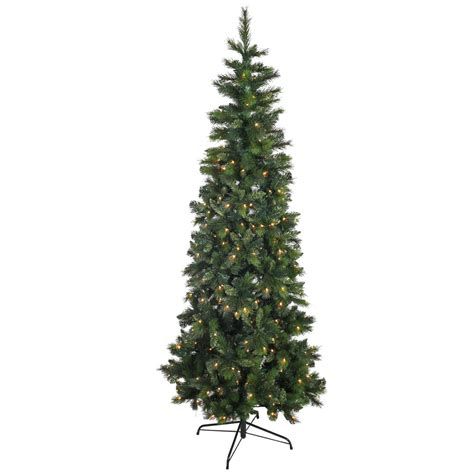 swiss pine christmas tree 225cm led christmas trees