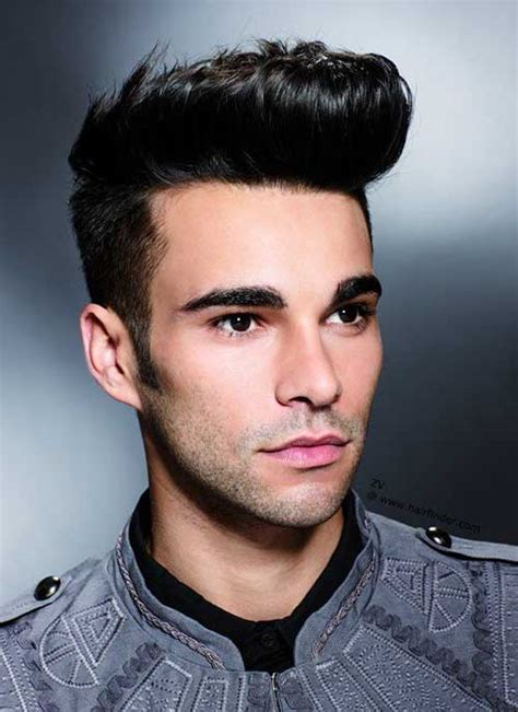 guy haircuts quiff 15 simple hairstyles for men mens hairstyles 2018