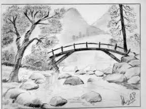 25 best ideas about pencil sketches of nature on