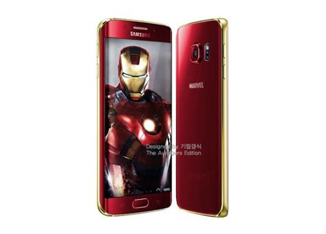theme samsung s6 edge iron man update first teaser yes a special galaxy s6 edge iron