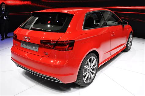 Audi A3 Ingolstadt by 2013 Audi A3 Is Ingolstadt S New Baby Autoblog