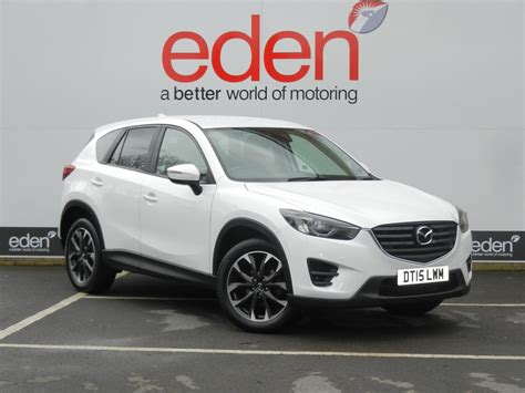 Mazda Cx 5 2 5 2 5 Lift 2015 used mazda cx 5 2 2d 175ps sport nav awd f lift for sale