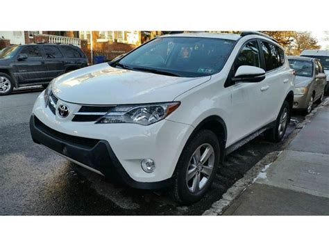 Toyota Rav4 For Sale Used 2015 Toyota Rav4 For Sale By Owner In Ny 11251