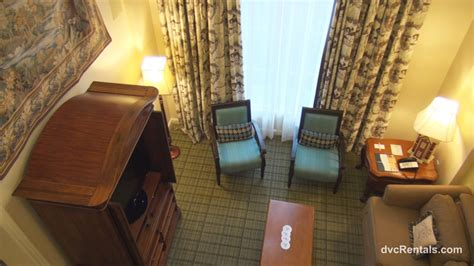 3 bedroom villa disney world saratoga springs resort spa room tours grand villa