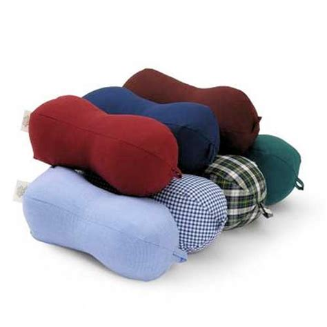 peanut pillow for travel comfortable neck support