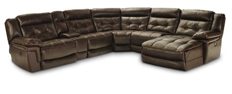 7 piece leather sectional sofa 12 best collection of 6 piece leather sectional sofa
