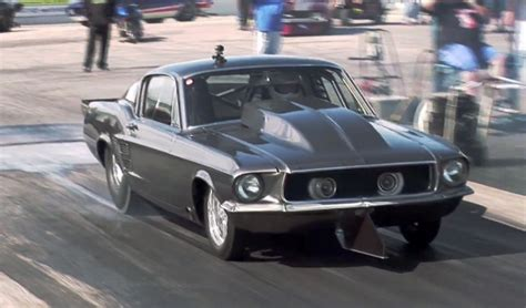 chevy powered turbo 1967 ford mustang gm authority