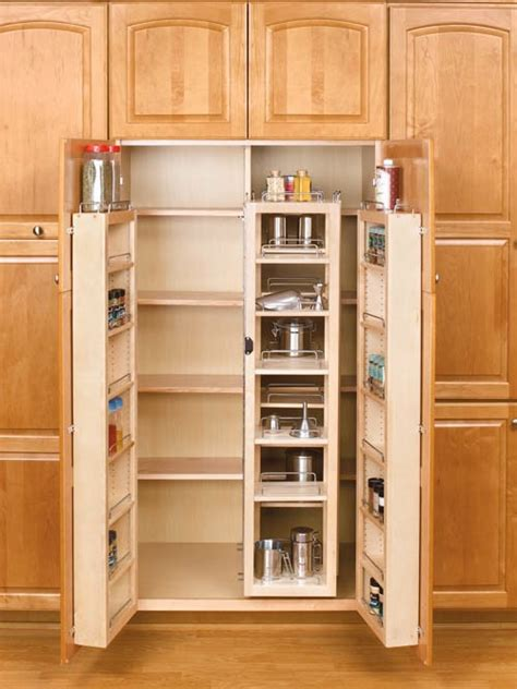 Swing Out Complete rev a shelf swing out complete system pantry