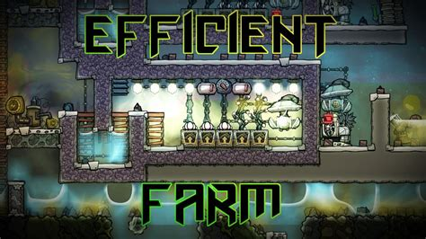 How To Start In Oxygen Not Included Algae Detox Cader by Efficient Farm Experiment Oxygen Not Included