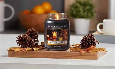 candele profumate yankee fino a 43 su candele profumate yankee candle groupon