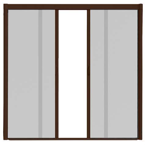 retractable screen 72 door door retractable screen kit visiscreen screen