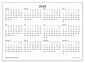 Kalender 2018 Utskrift Kalender F 246 R Att Skriva Ut 2018 Gregorius Sverige