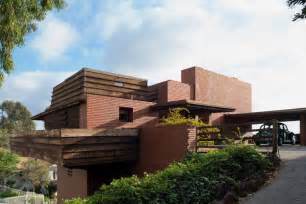 frank lloyd wright house designs frank lloyd wright house in los angeles will be auctioned the new york times