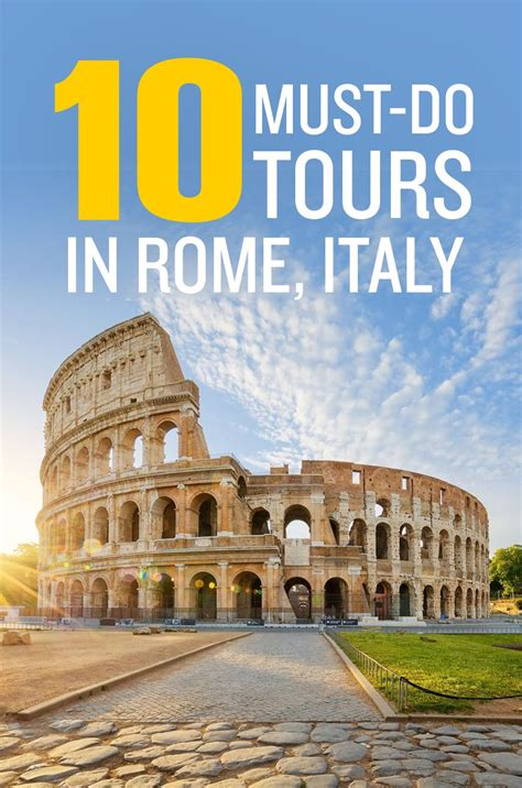 best tours in rome italy 10 best tours in rome italy 2019 west europe travel