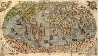 Oldest World Map by Oldest Map Ever Found