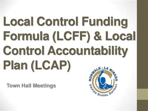 local control accountability plan lcap lcff lcff march 2014 lcap public meetings rev