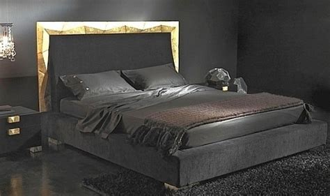 black a color for the bedroom furniture no