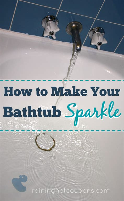 how to keep bathtub clean 40 brilliant cleaning tips to keep your home sparkling