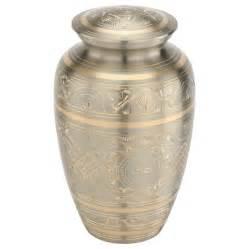 urn ashes platinum elegance urn for ashes brass cremation urns