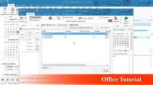 outlook 2016 office tutorial navigating the calendar
