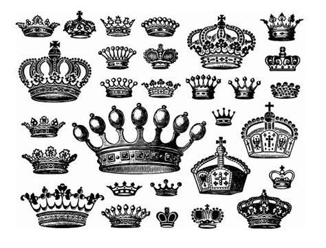 crown vectorilla com vector images
