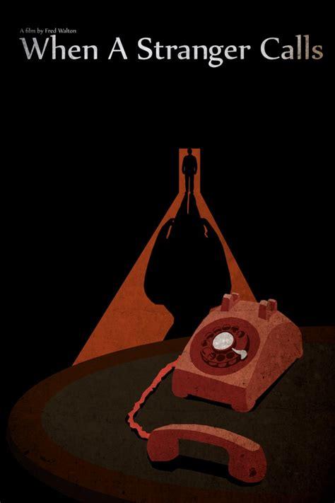 when a stranger calls when a stranger calls poster by twosaxy on deviantart
