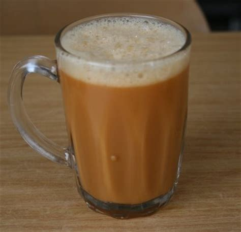 Tea Tarik the analog kid digital teh tarik