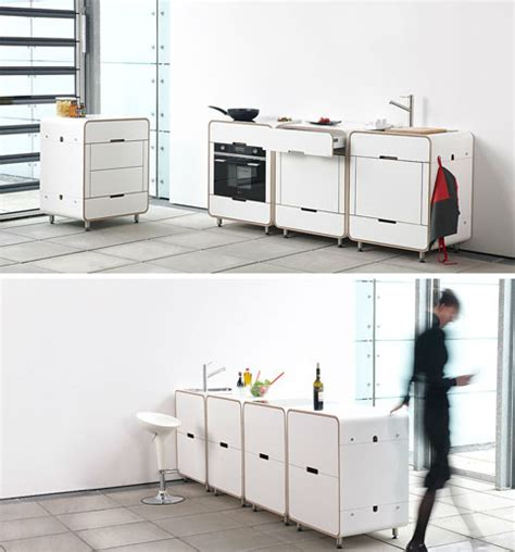 mobile kitchen design a la carte system a mobile kitchen with a permanent feel