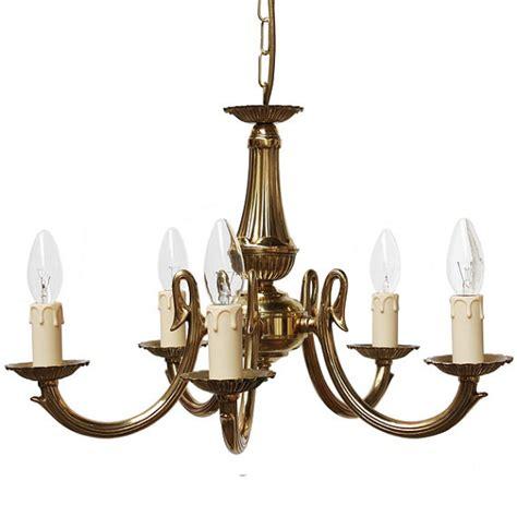 candelabra chandelier feragh 5 arm brass candelabra chandelier contemporary