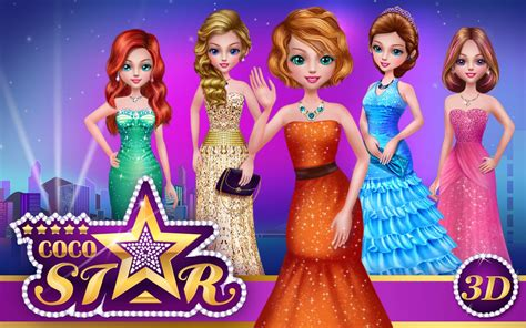coco games coco star fashion model android apps on google play