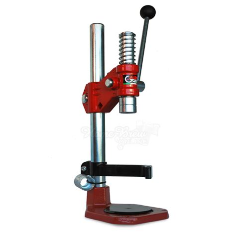 bench bottle capper super grifo super grifo heavy duty table top capper